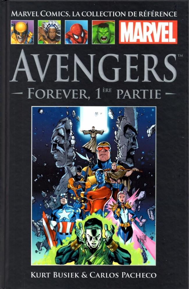 Marvel Comics, la Collection de Référence 16 - Avengers - Forever, 1ère partie