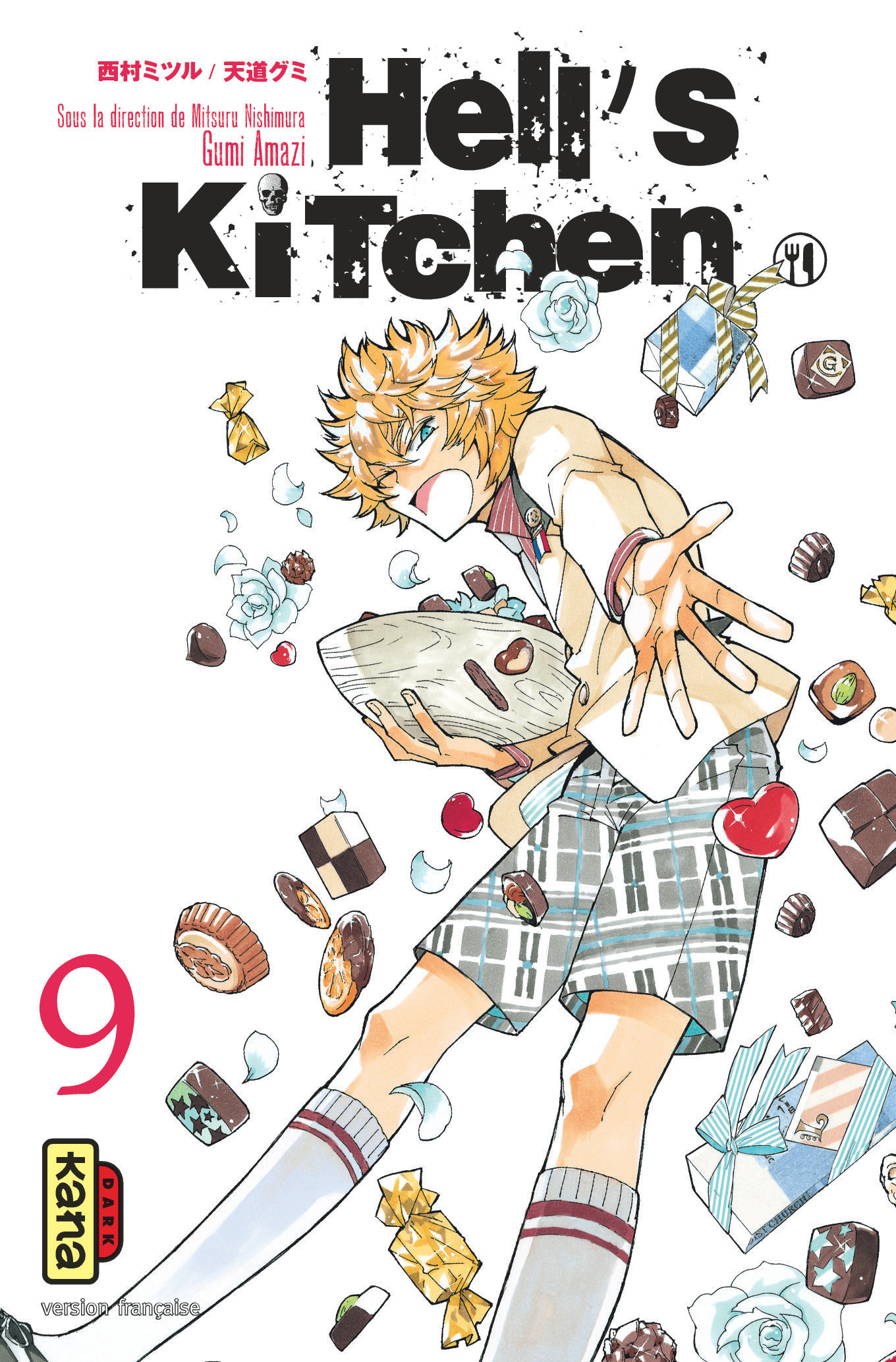 Hell's Kitchen 9