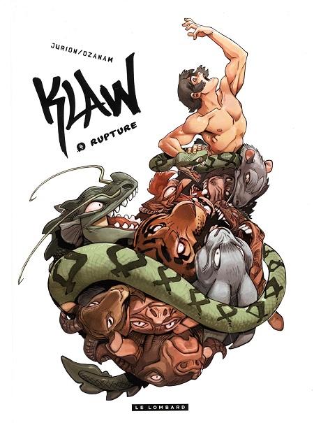 Klaw 4 - Rupture