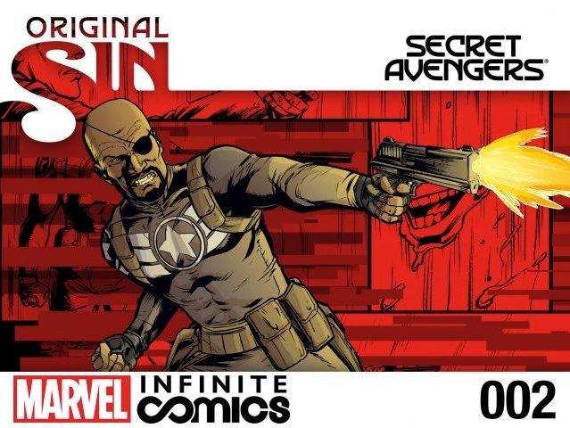 Original Sin - Secret Avengers (Infinite Comic) 2