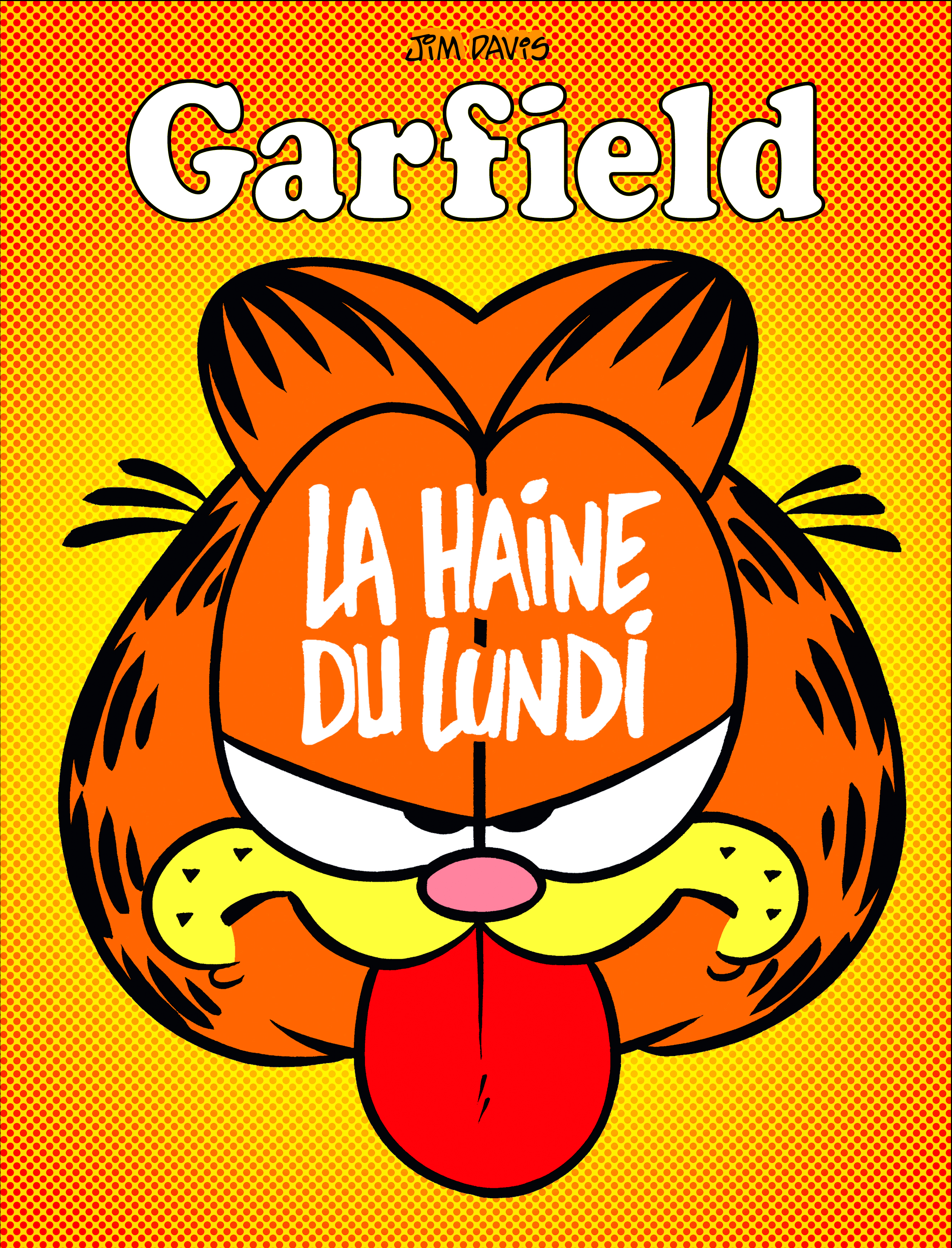 Garfield 60 - La haine du lundi