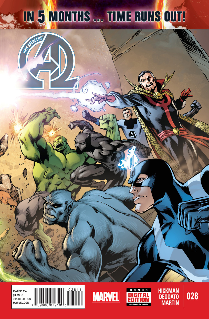 New Avengers 28 - You Can't Win Part 2