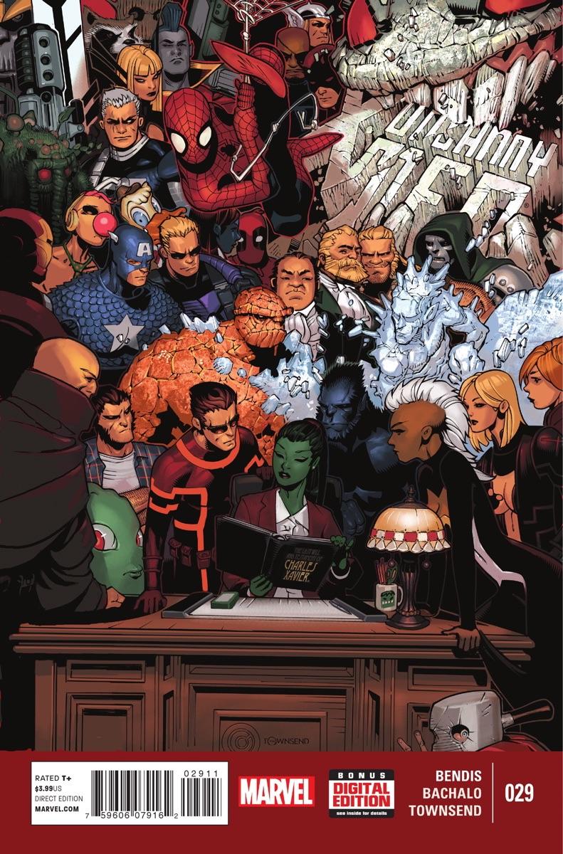 Uncanny X-Men 29 - Issue 29