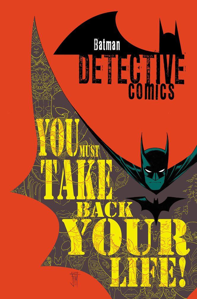 Batman - Detective Comics 38