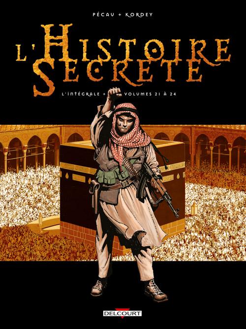 L'histoire secrète 6 - Intégrale T.21 à T.24