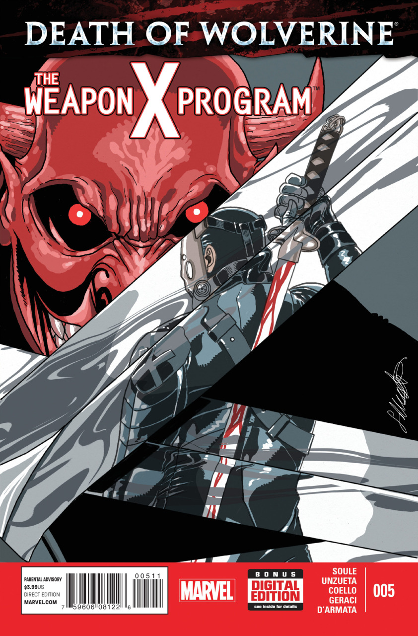 Death of Wolverine - The Weapon X Program 5 - Conclusion