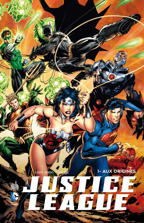 Justice League 1 - Aux origines + DVD / Bluray Justice League War