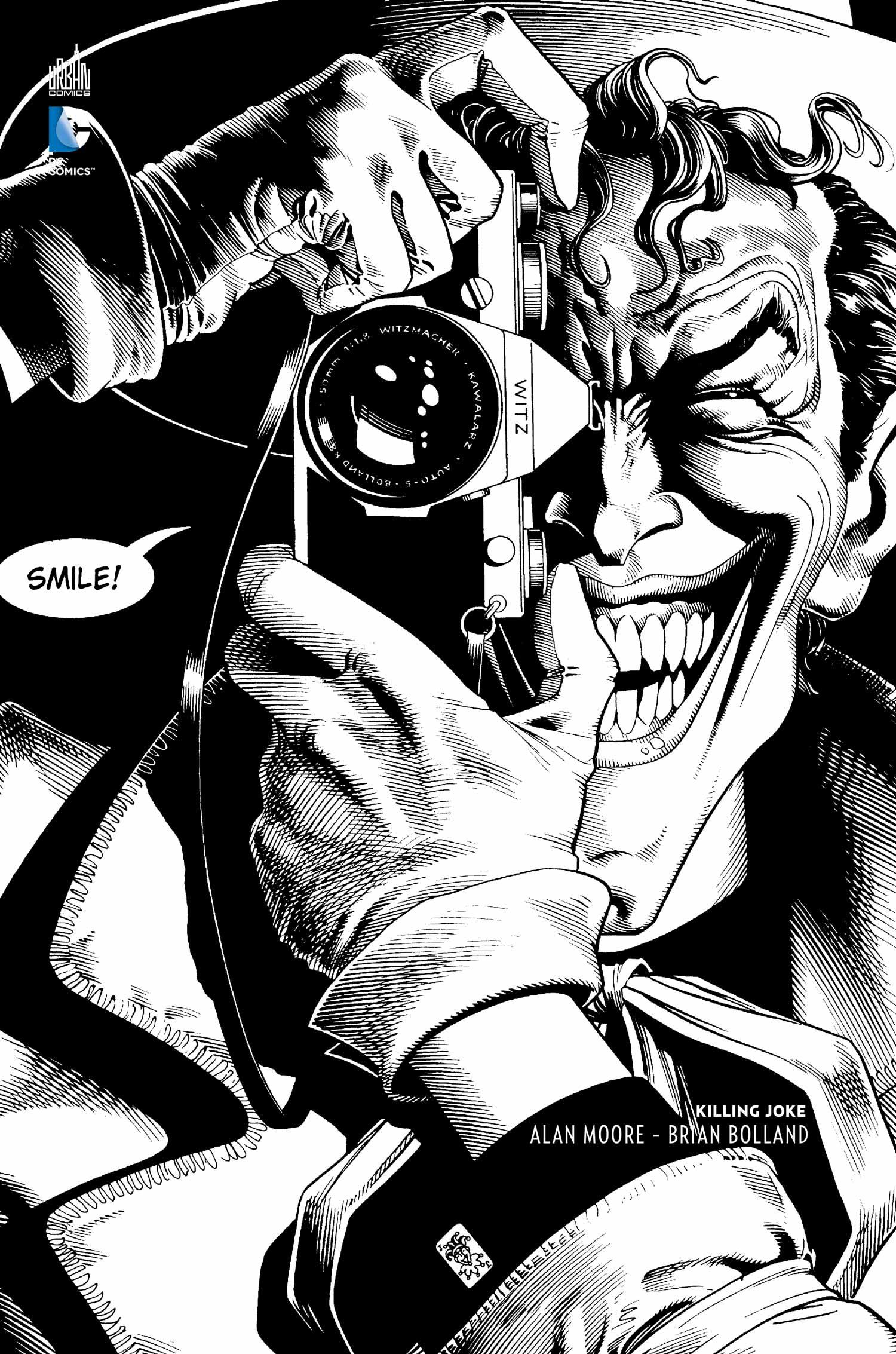Batman - Rire et Mourir 1 - KILLING JOKE – 75 ANS