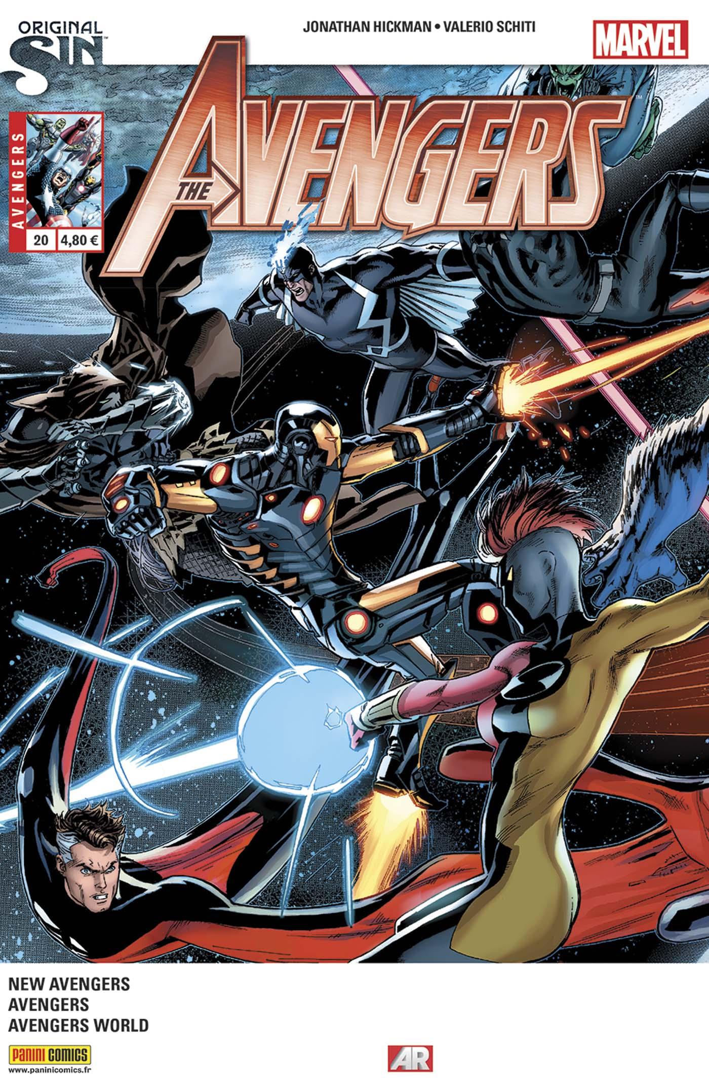 Avengers 20