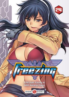 Freezing 24
