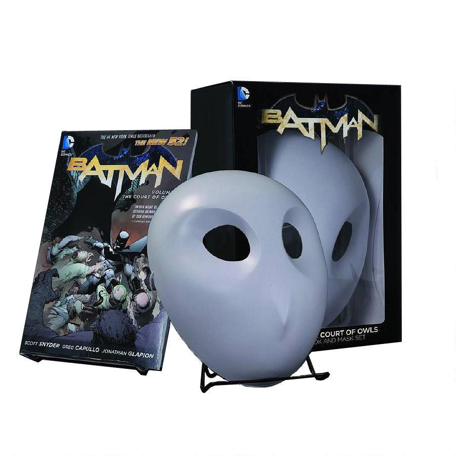 Batman 1 - The Court of Owls