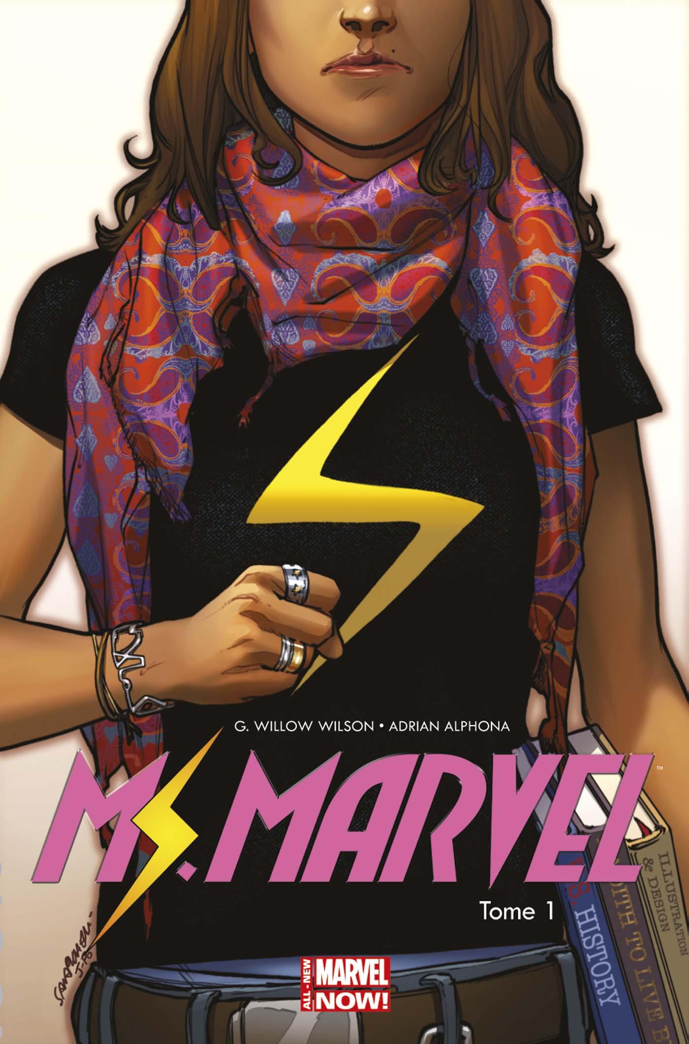 Ms. Marvel 1 - Métamorphose