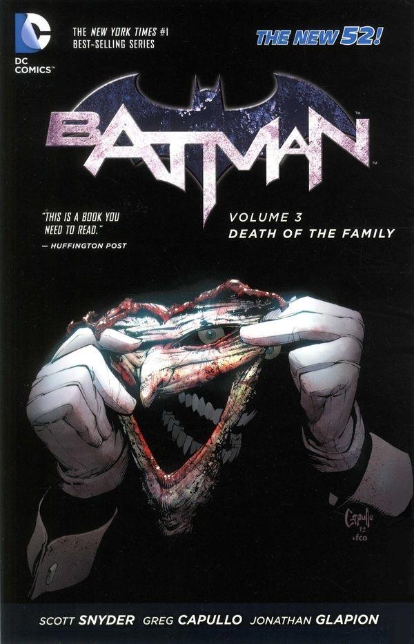 Batman 3 - Death of the Family