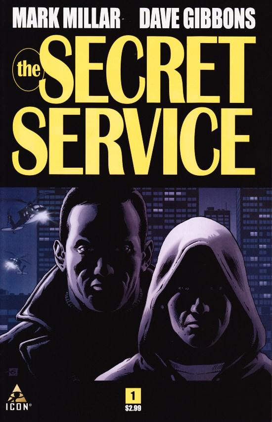 Kingsman - Services Secrets 1