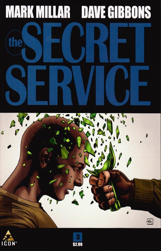 Kingsman - Services Secrets 3