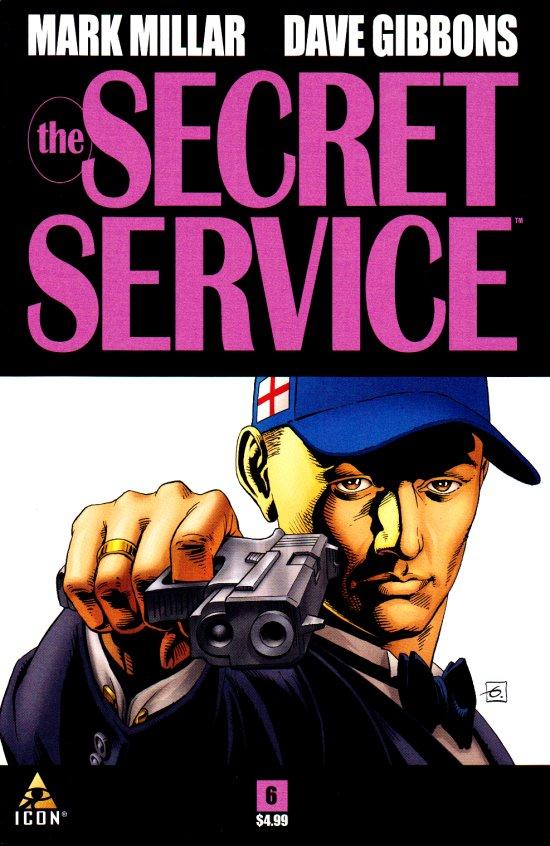 Kingsman - Services Secrets 6