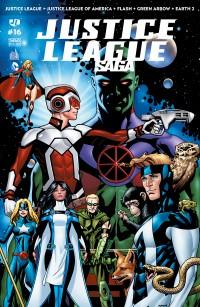 Justice League Saga 16