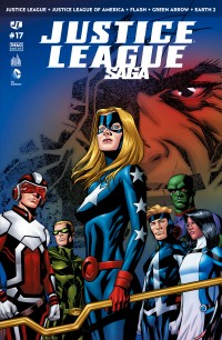 Justice League Saga 17