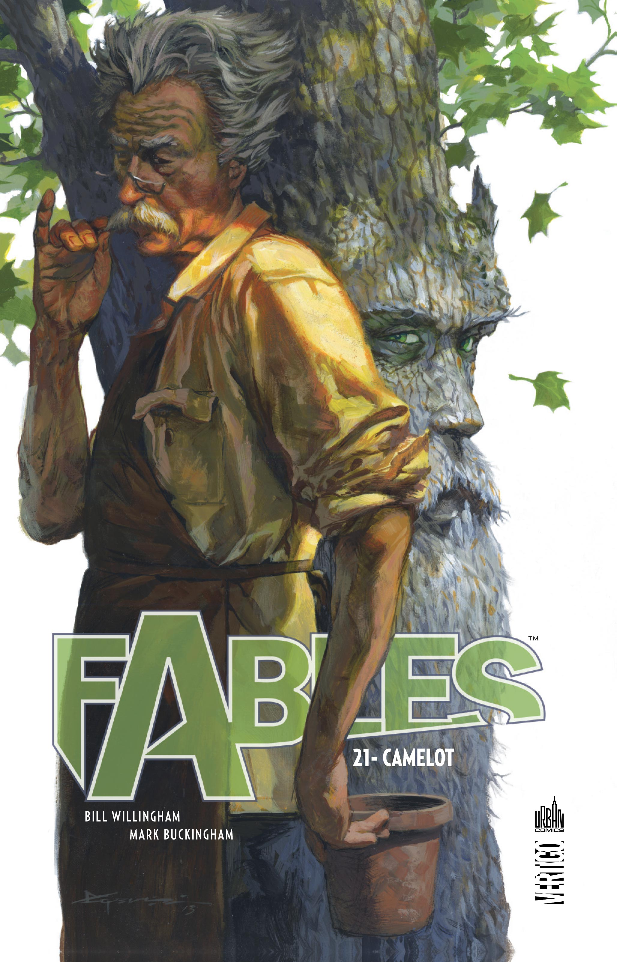Fables 21 - Camelot
