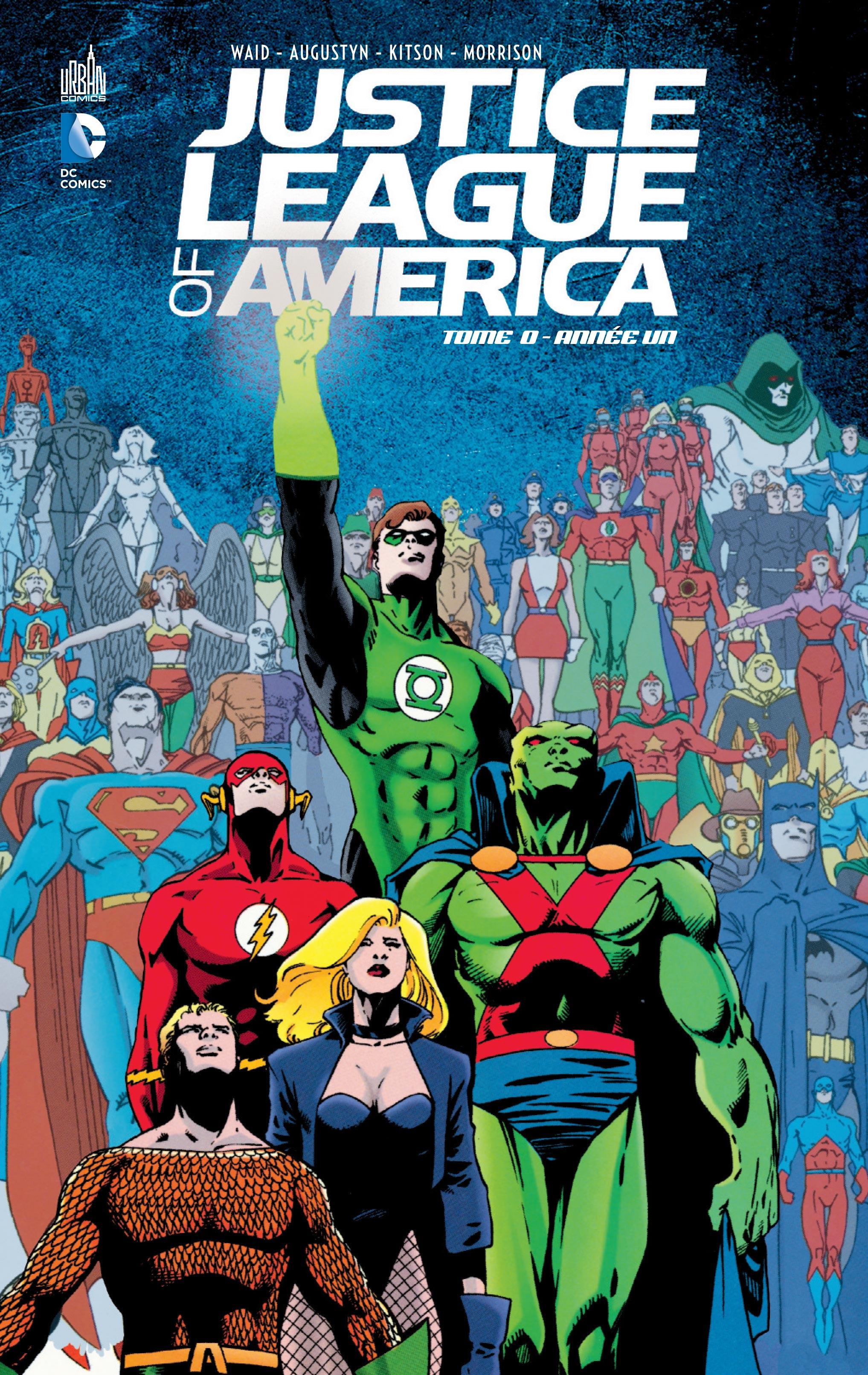Justice League Of America 0 - Année un