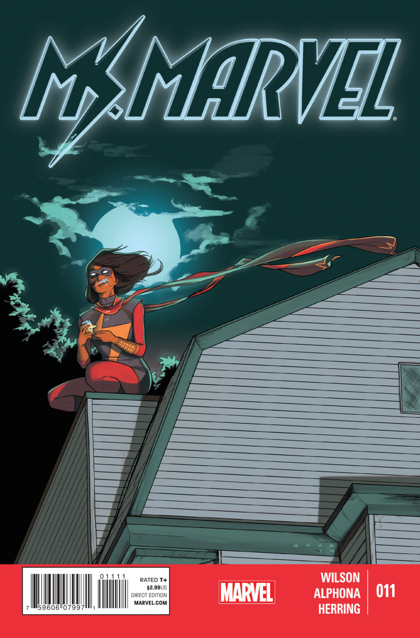 Ms. Marvel 11 - Issue 11