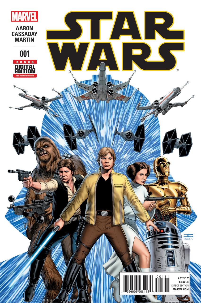 Star Wars 1 - Book I: Skywalker Strikes