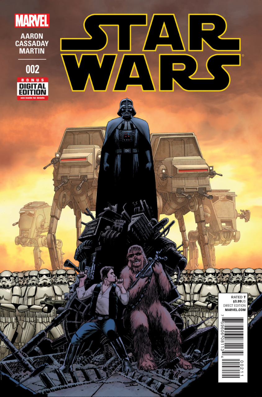 Star Wars 2 - Book I, Part II: Skywalker Strikes