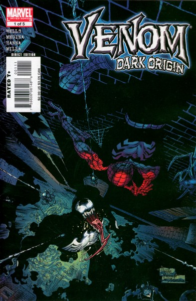 Venom - La naissance du mal 1 - Venom: Dark Origin, Chapter 1