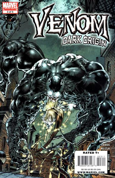 Venom - La naissance du mal 3 - Venom: Dark Origin, Chapter 3