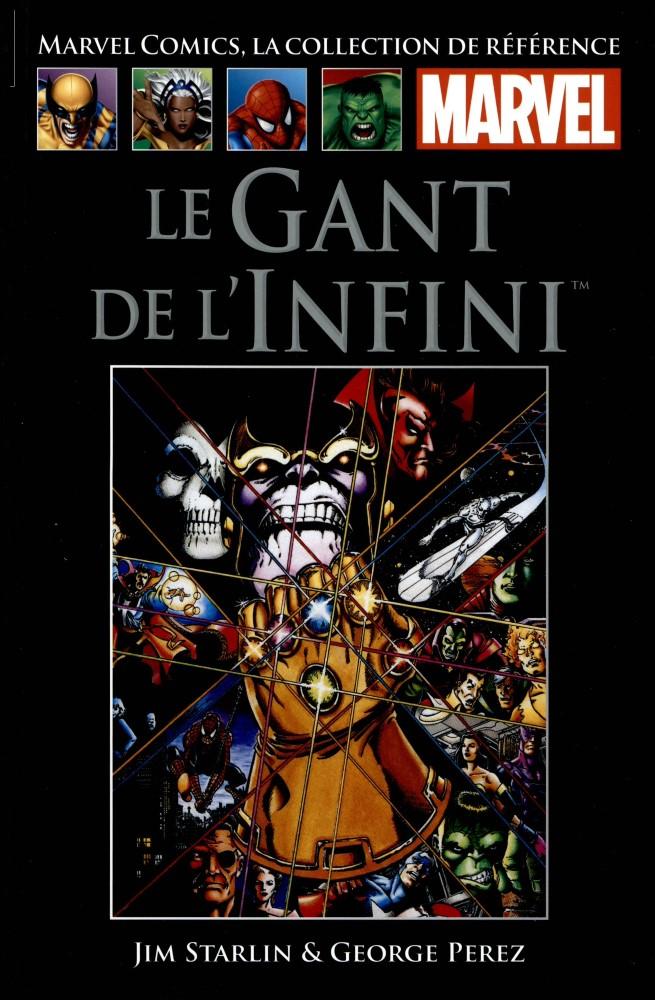 Marvel Comics, la Collection de Référence 12 - Le Gant de l'Infini