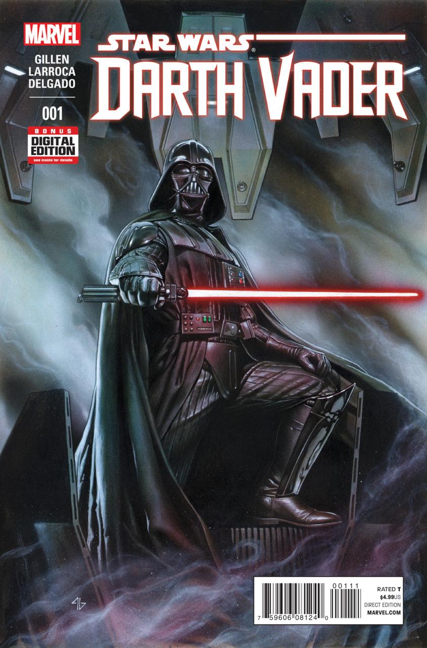 Star Wars - Darth Vader 1 - Book I: Vader