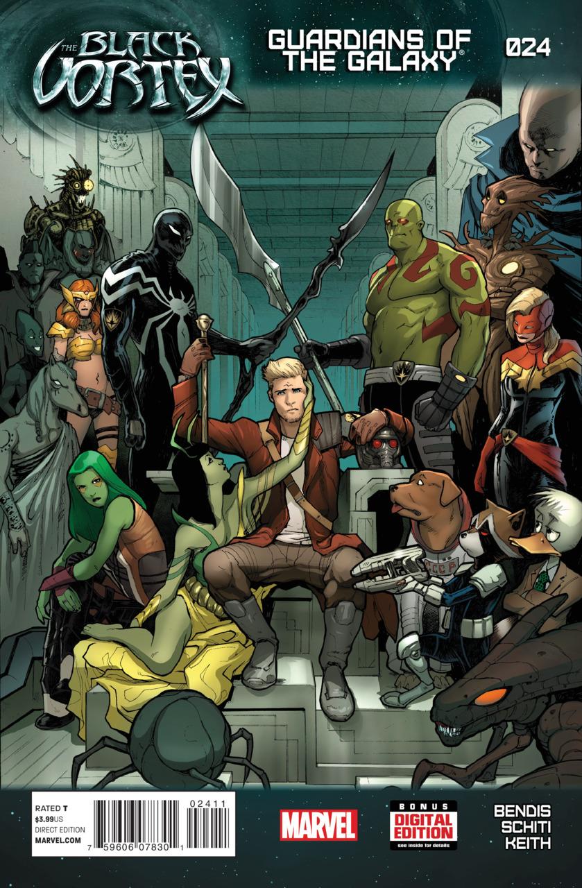 Les Gardiens de la Galaxie 24 - The Black Vortex Chapter 2