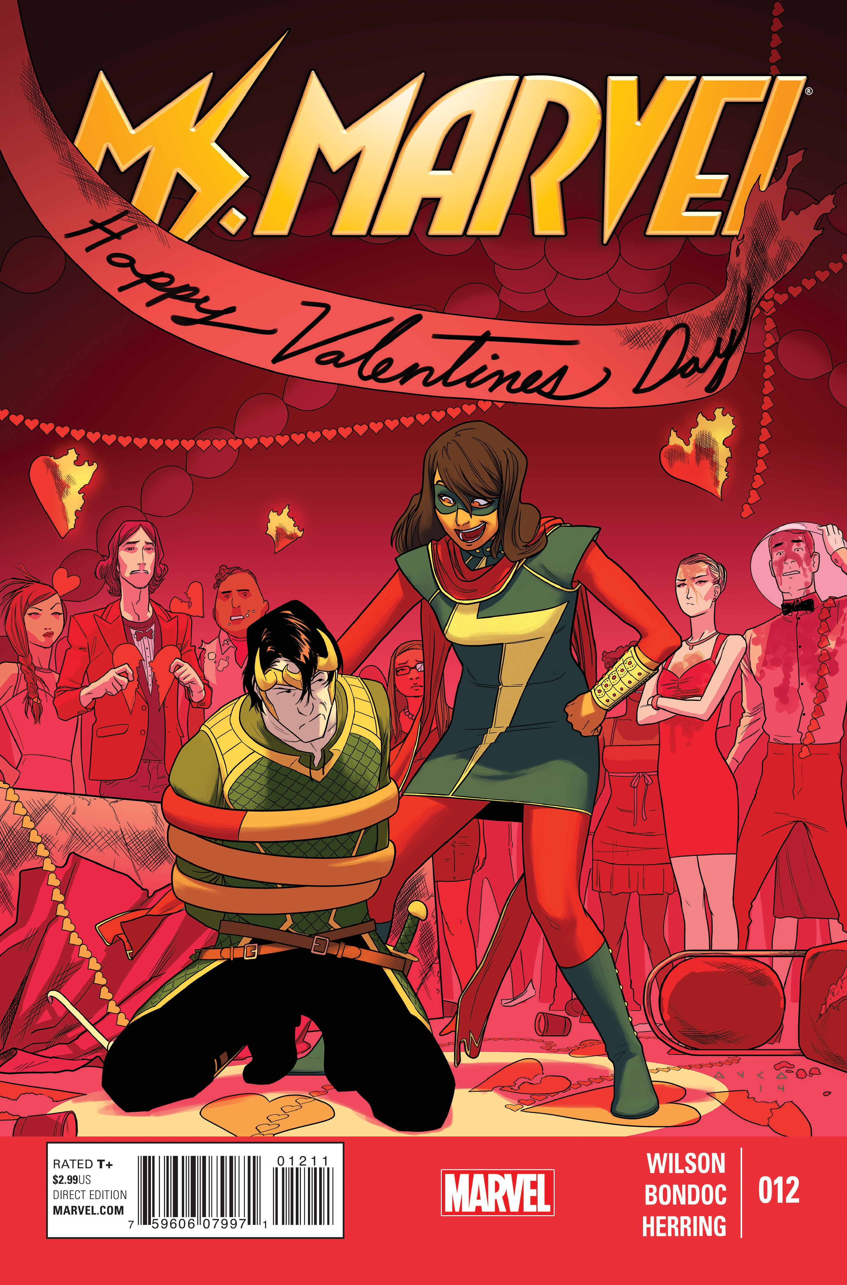 Ms. Marvel 12 - Issue 12