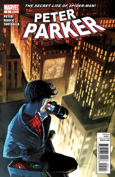 Peter Parker 5 - Identity Theft