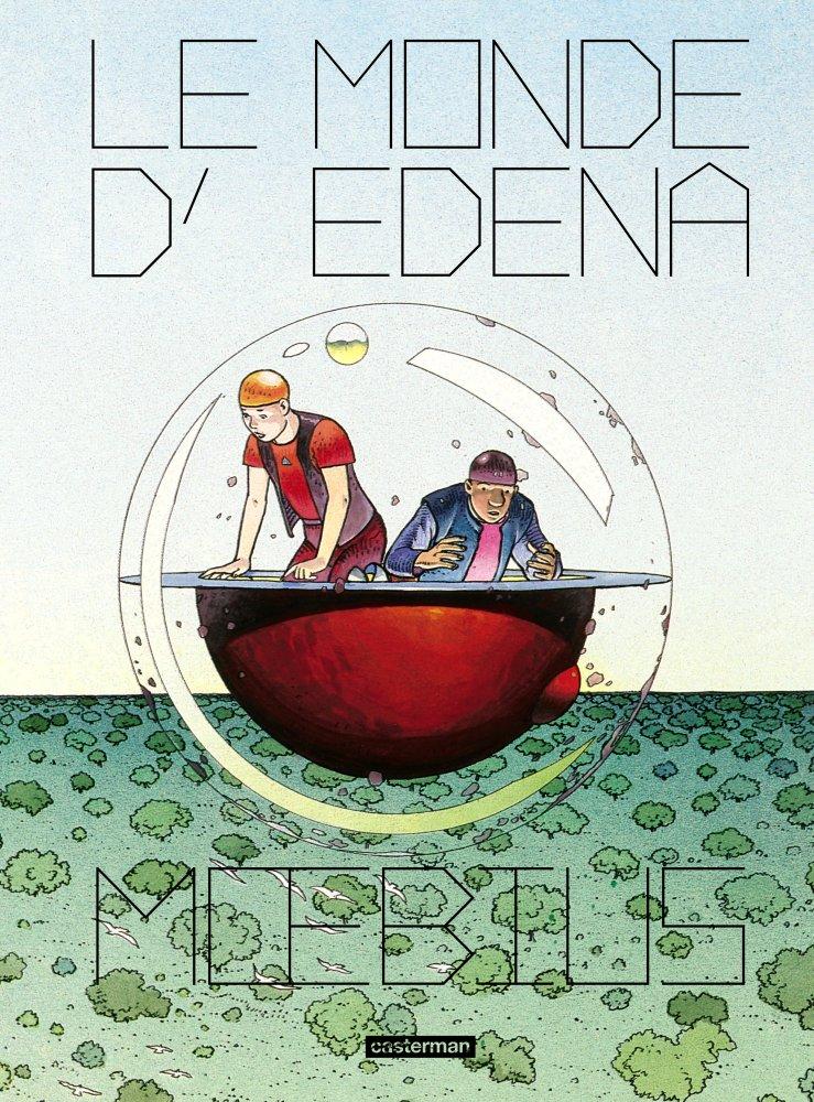 Le monde d'Edena 1 - Le monde d'Edena