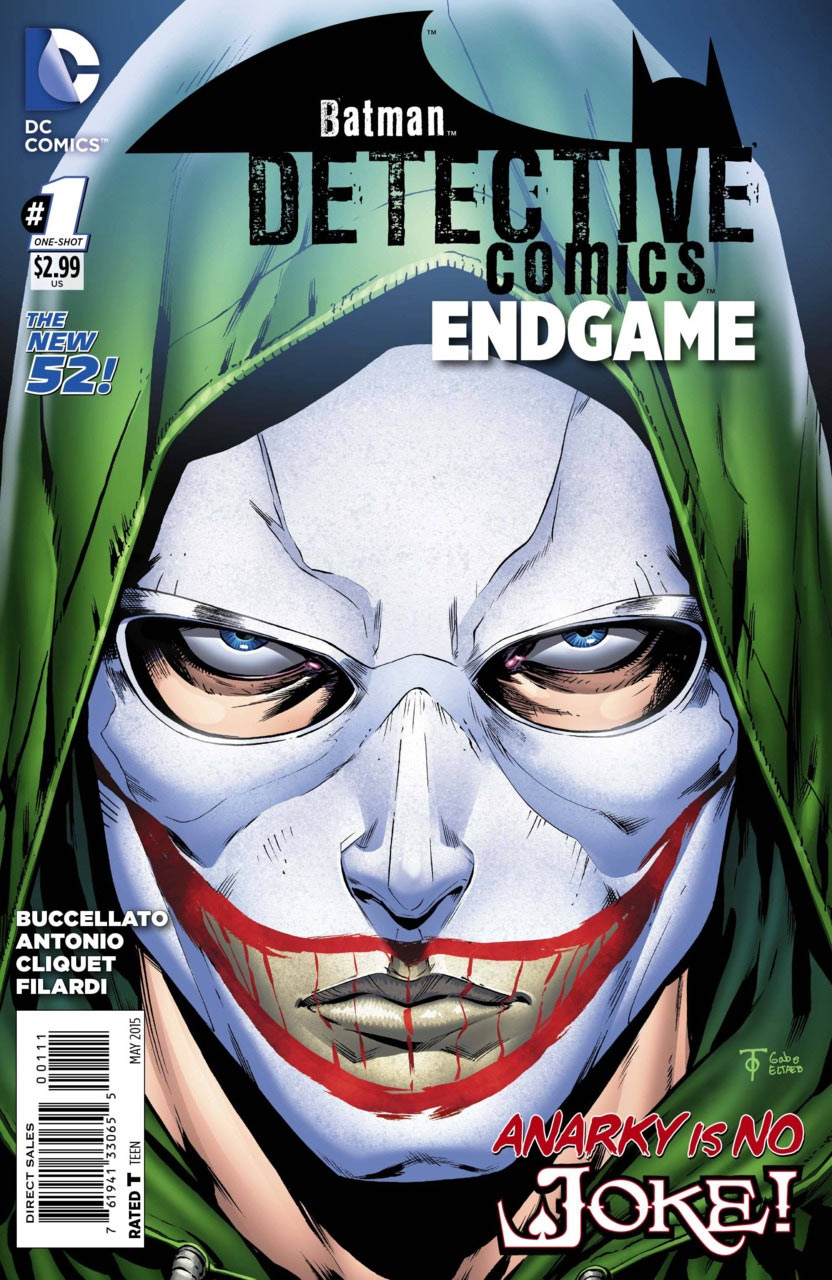 Detective Comics - Endgame 1