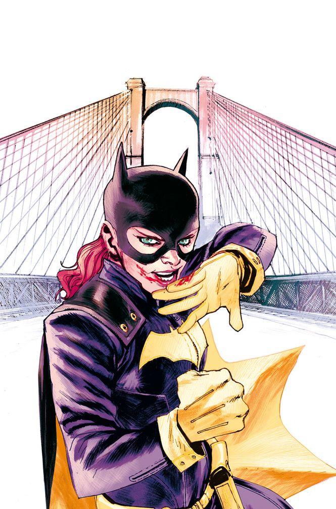 Batgirl - Endgame 1