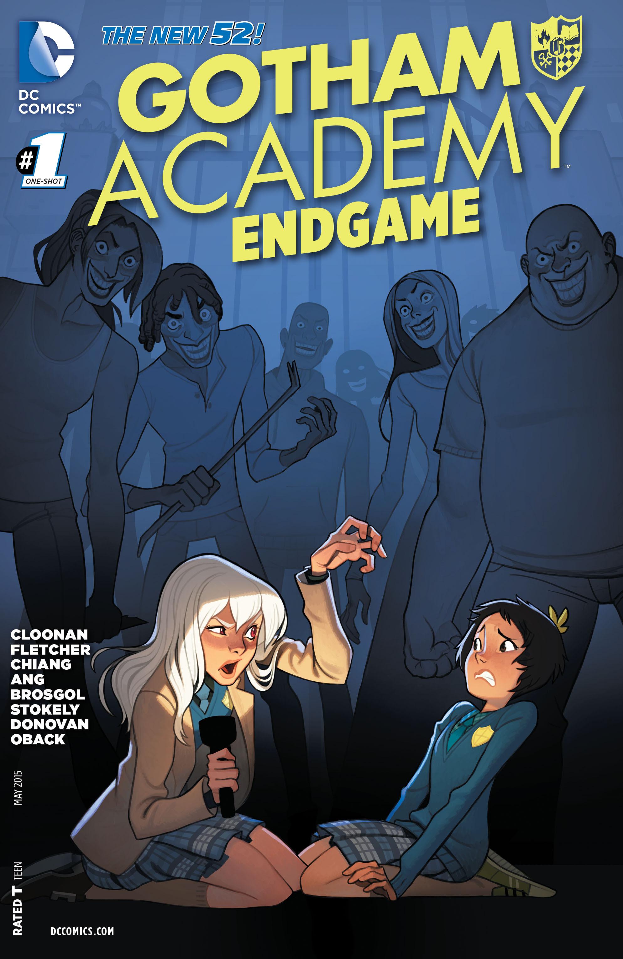 Gotham academy - Endgame 1