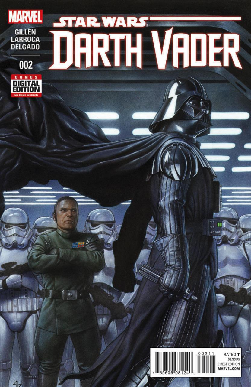 Star Wars - Darth Vader 2 - Book I, Part II: Vader