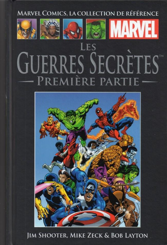 Marvel Comics, la Collection de Référence 7 - Les Guerres Secrètes - Première partie