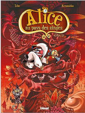 Alice au pays des singes 3 - Livre III