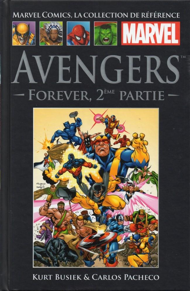 Marvel Comics, la Collection de Référence 17 - Avengers - Forever, 2ème partie