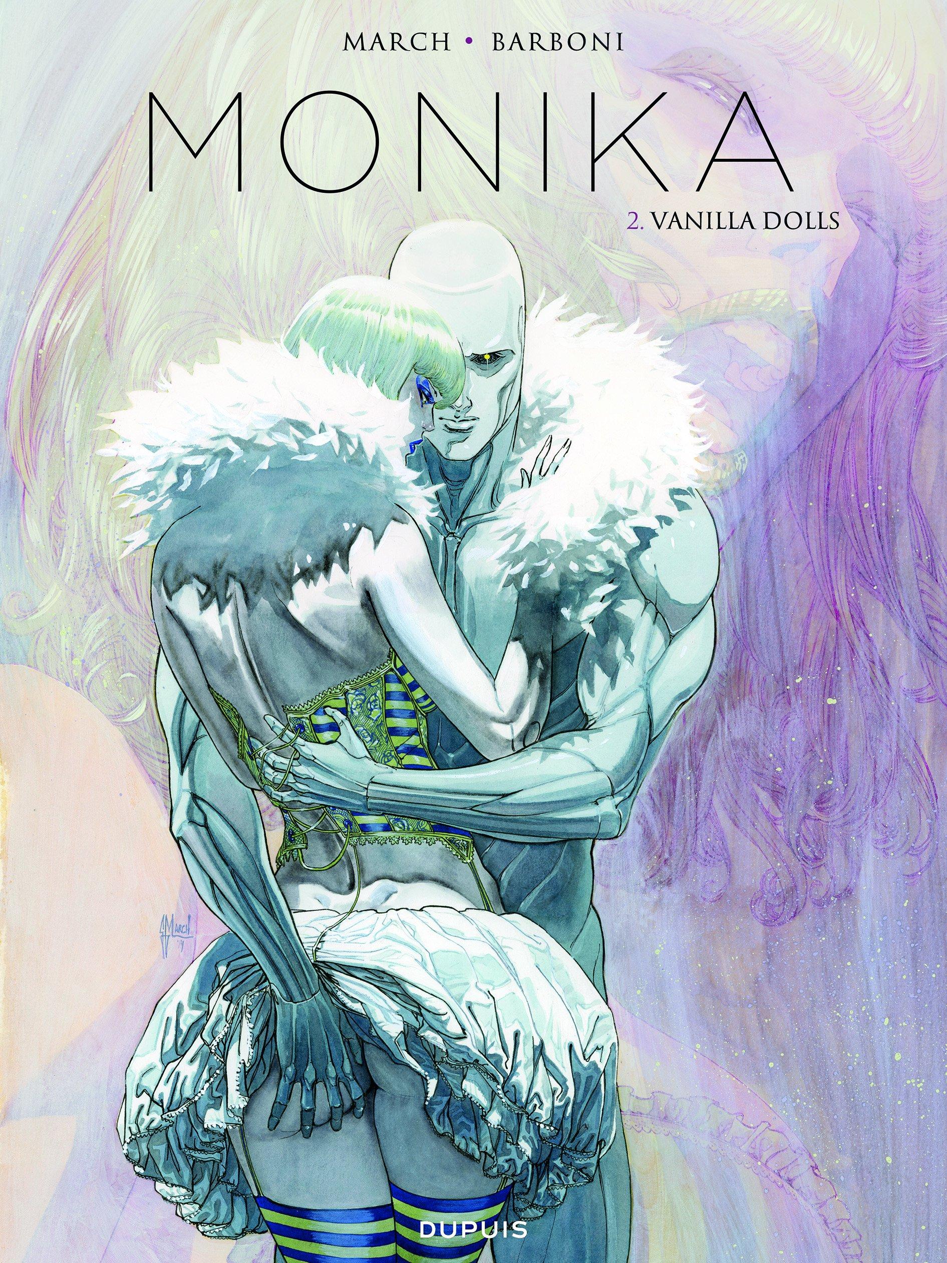 Monika 2 - Vanilla Dolls