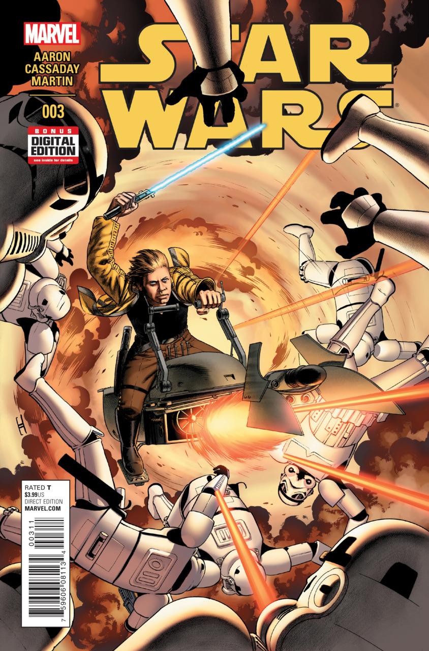 Star Wars 3 - Book I, Part III: Skywalker Strikes