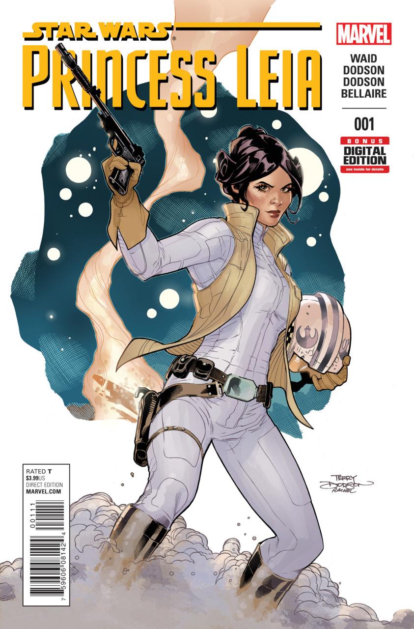 Star Wars - Princesse Leia 1 - Part I