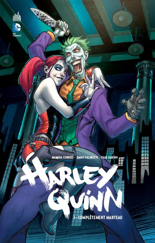 Harley Quinn 1 - Completement Marteau