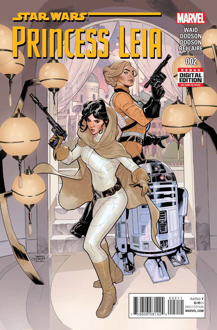Star Wars - Princesse Leia 2 - Part II