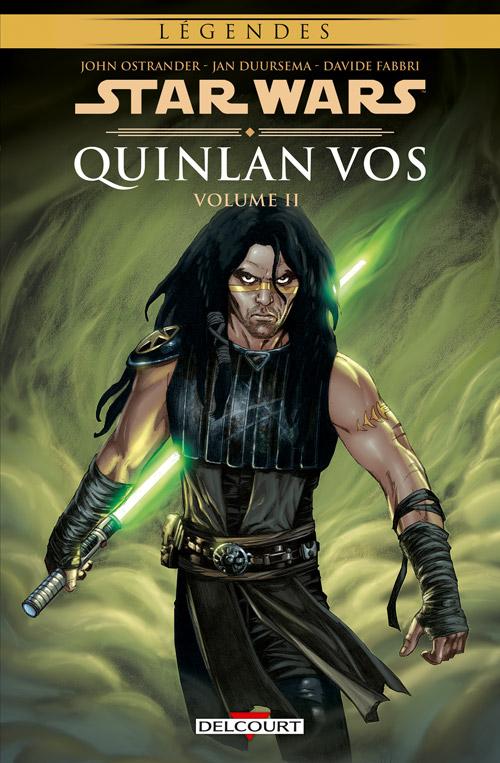 Star Wars - Quinlan Vos 2
