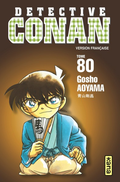 Detective Conan 80