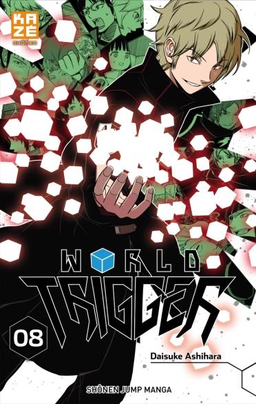World Trigger 8